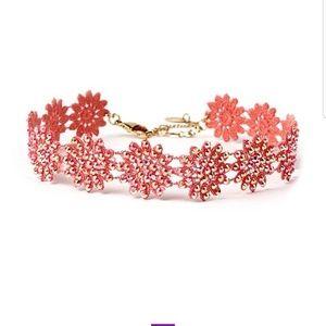 Amrita Singh Lace & Glass Pink Ckoker